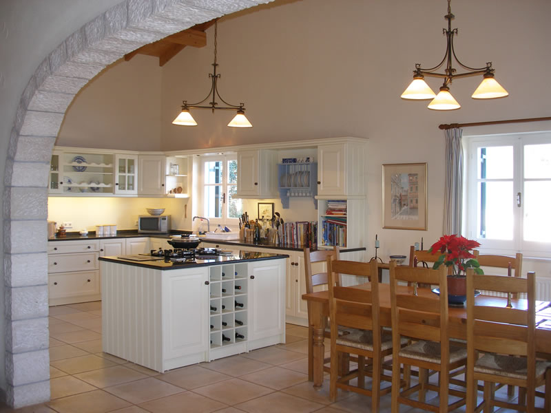 Luxury Accomodation Corfu Villa Sfakoi